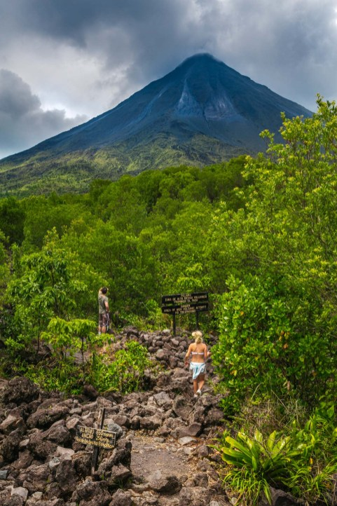 Volcan Arenal. Costa Rica