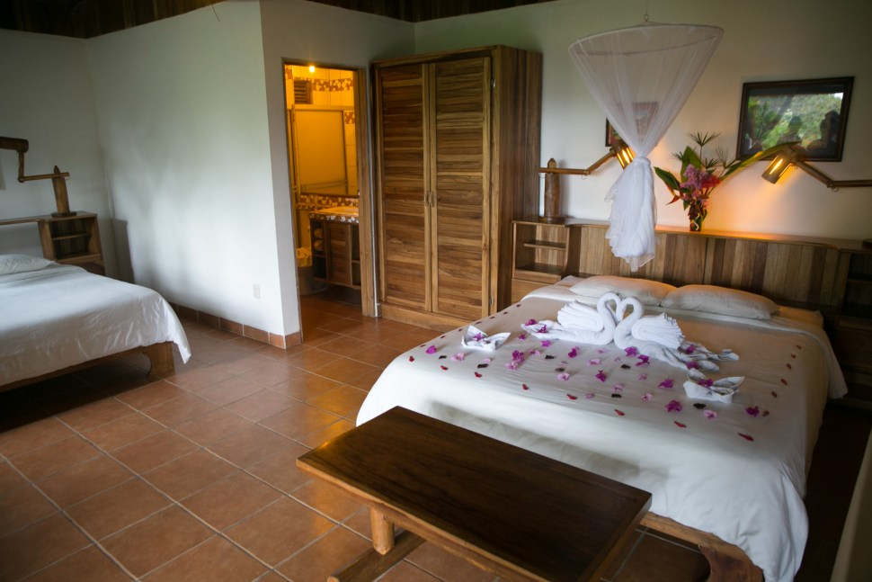 Rancho Margot Resort. Next to El Castillo. Costa Rica