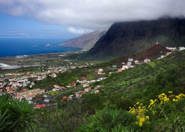 El Golfo,Frontera, Isla del Hierro, Canarias
