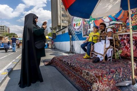 Teheran. Iran