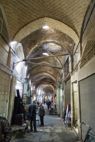 Great Bazar. Isfahan. Iran
