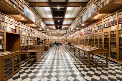 Biblioteca Castell de Peralada