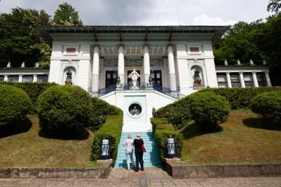 Villa Wagner.