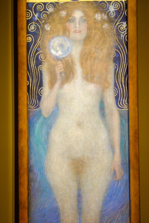Nuda Veritas (Klimt).