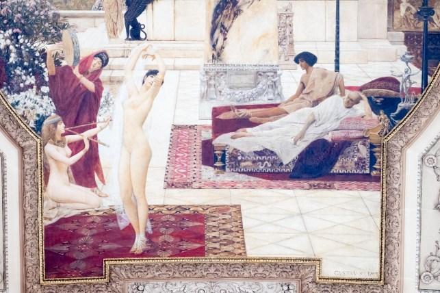 Teatro de Taormina (Klimt).