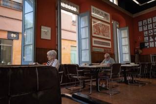 Café Fraternal, Palafrugell.