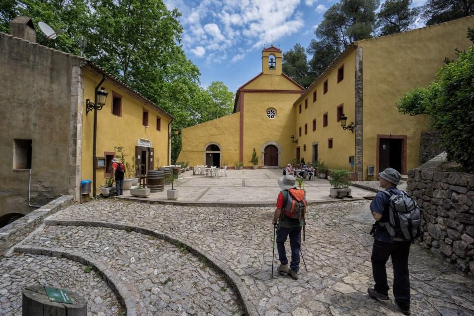 Ermita de Santa Marina.