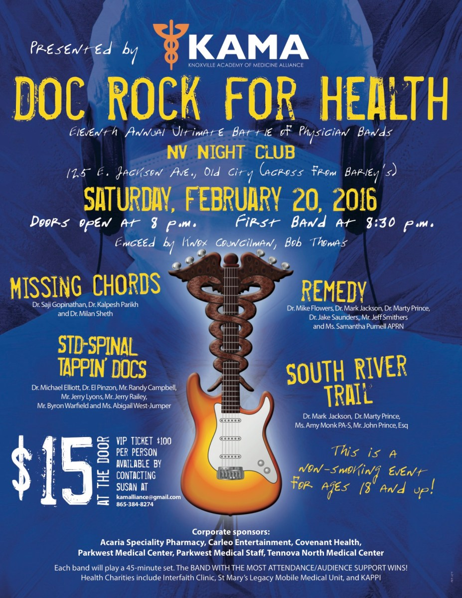 Doc Rock 2016 | KAM Alliance
