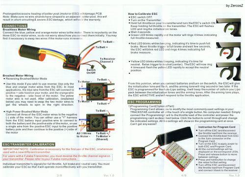 small resolution of brushless rc motor wiring diagram turnigy trackstar waterproof 1 10 brushless power system 4000kv