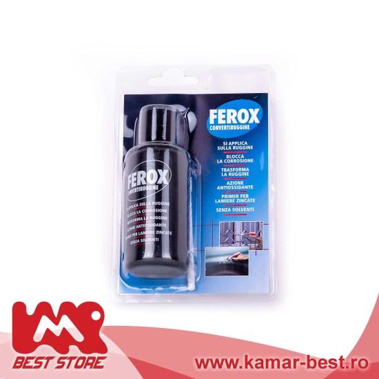 ferox convertor de rugina antirugina kelfos feruginol 100ml