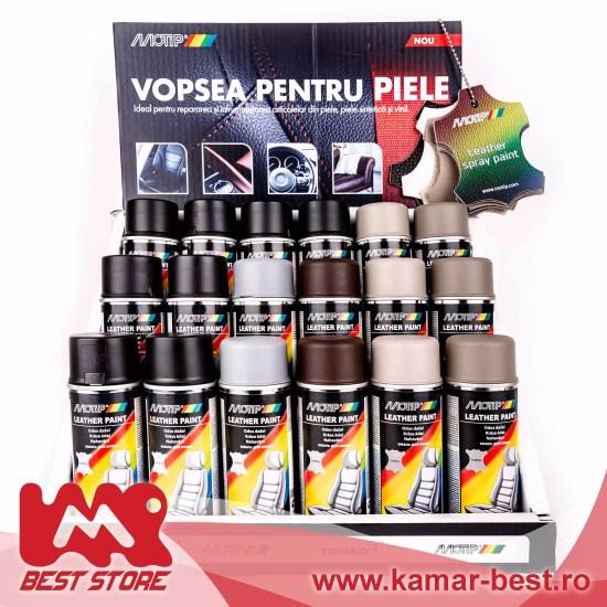 motip spray vopsea pentru piele vinil si piele sintetica
