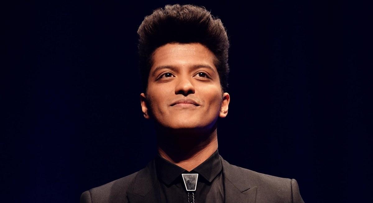 Bruno Mars zabezpečí jedlo tisíckam chudobných