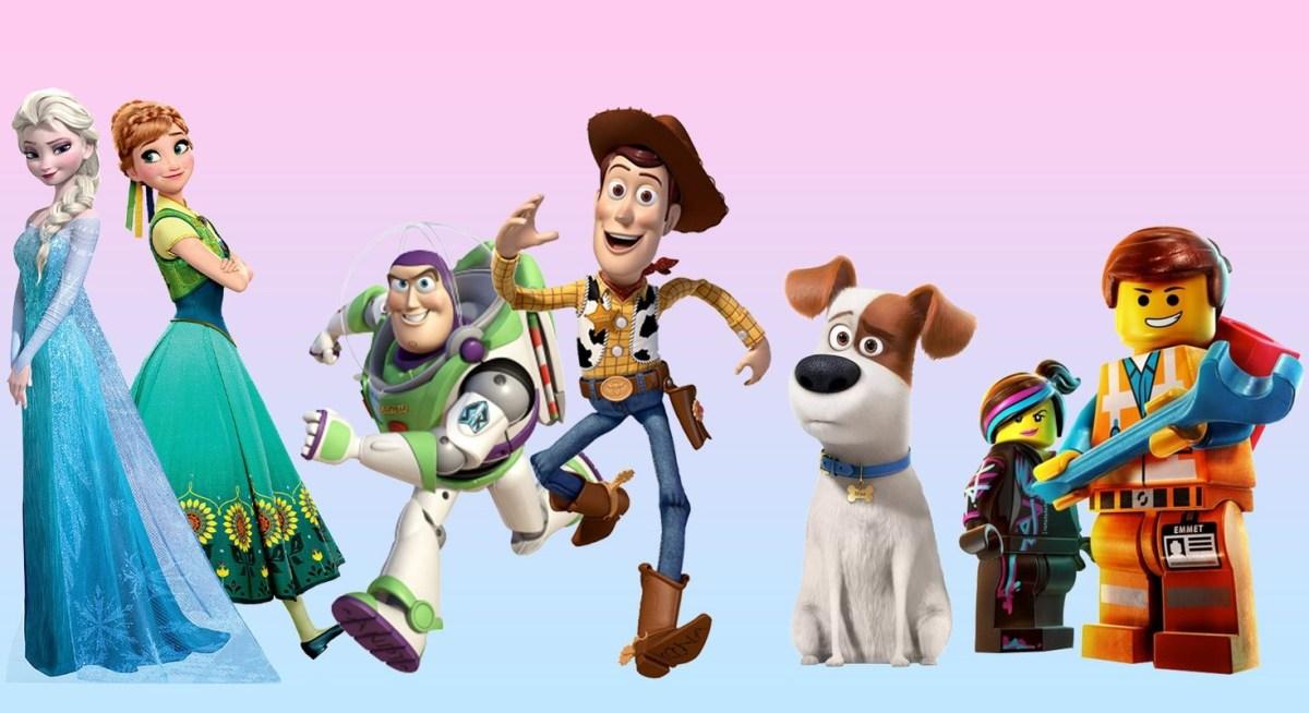 6 animákov, ktoré musíš v roku 2019 vidieť!