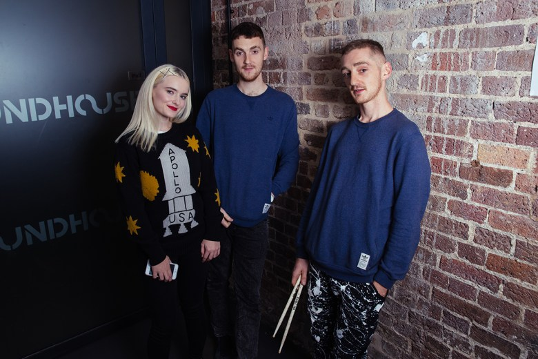 Clean Bandit - Roundhouse, London 24/10/16 | Photo by Burak Cing