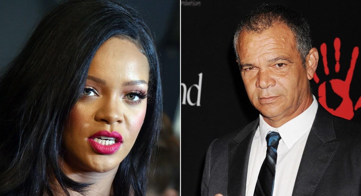 Rihanna žaluje svojho otca