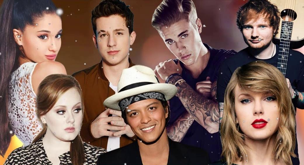 TOP 30 najodoberanejších hudobníkov na YouTube.