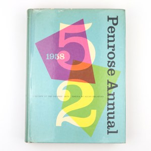 Penrose Annual 1958 Volume 52