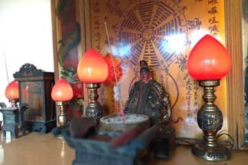庄腳歷史學4:家神與祖先