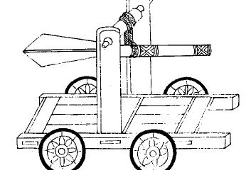 攻城計——甲骨文中的土山攻城法