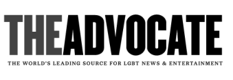 Logo for The Advocate