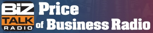 The Price of Business Radio logo