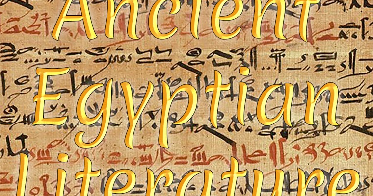 Ancient Egyptian Literature – Instruction of Ptah Hotep