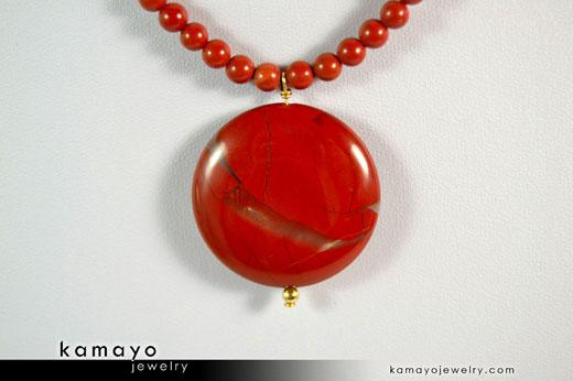 Red Jasper: Stone of Perseverance