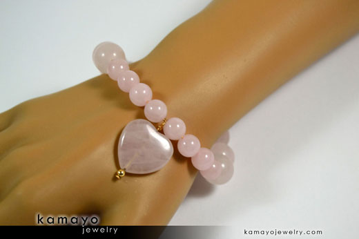 Rose Quartz: Stone of Fertility