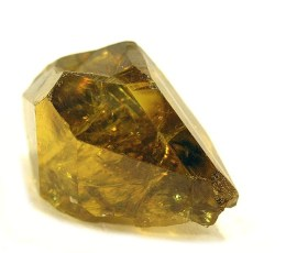 Yellow Sphene
