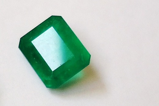 index tsavorite ring pale beautiful asscher gemstone jewelry loose c green color cut