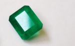 Cut Emerald Source: Mauro Cateb via Wikimedia Commons
