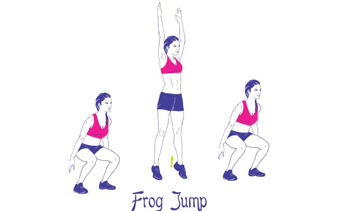 Benefits Of The Frog Jump Exercises