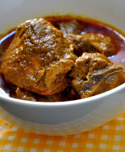 How to Cook What?: Banga Soup (Ofe Akwu)