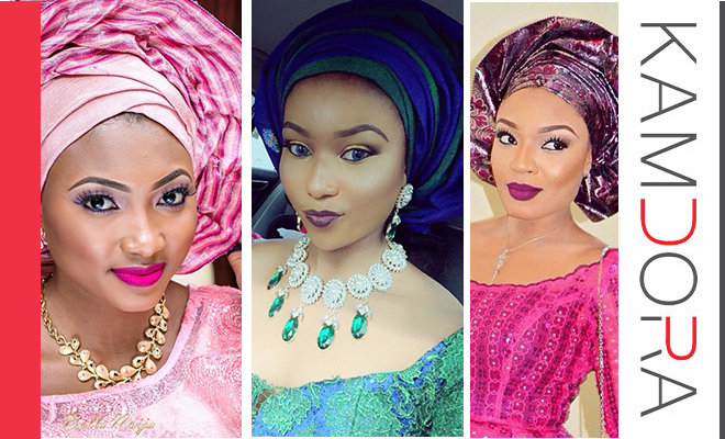 Wedding Guest Makeup & Gele Glam For The Weekend!