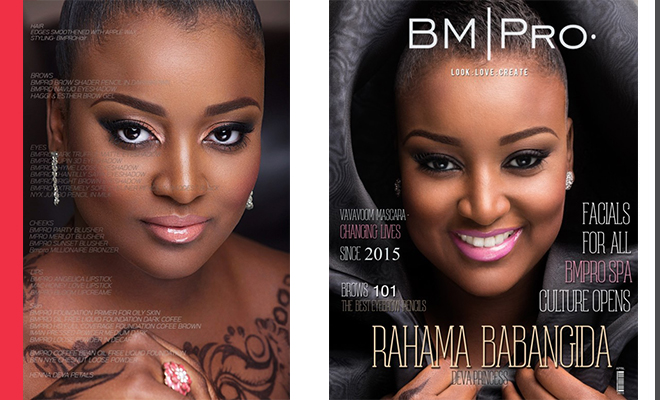 Rahama Babangida For The Cover BM|Pro