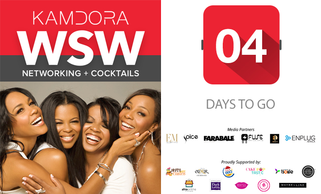 Kamdora WomenSupportingWomen (WSW) Cocktail: Why They Support #3