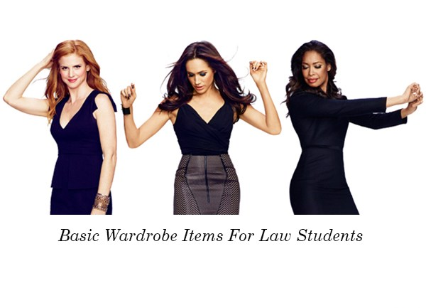 Basic Wardrobe Items For Law Students