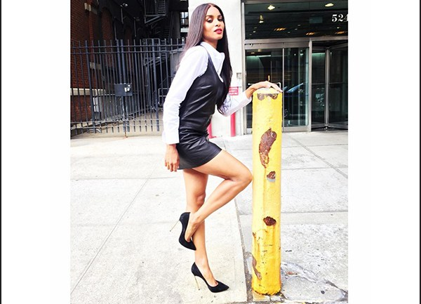 Look of the Day: Ciara