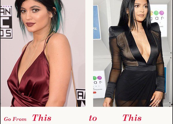 How to Get Bigger Boobs; Kylie Jenner's Way