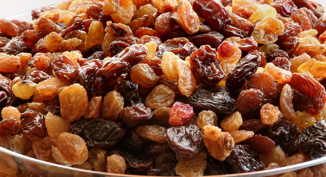 Health Benefits Of Raisins