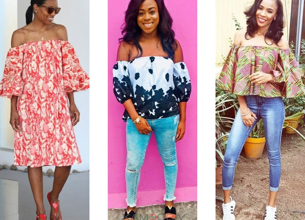 Off-Shoulder Must Haves