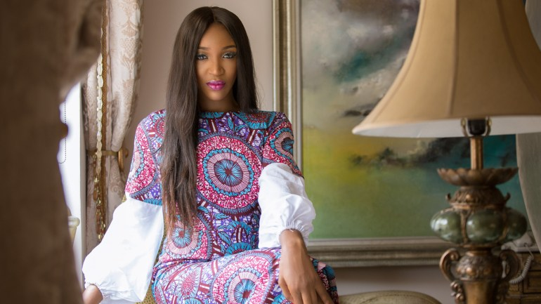 Model, Idia Aisien Celebrates New Age with These Stunning Photos