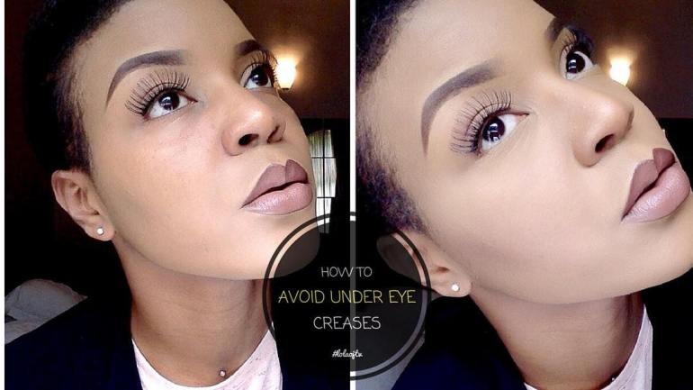 How to Avoid Under Eye Creases – Lola Oj