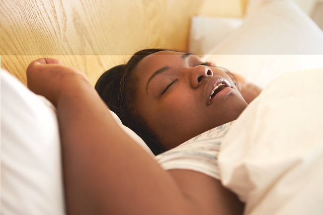 Here's Why You Won't Stop Snoring at Bed Time