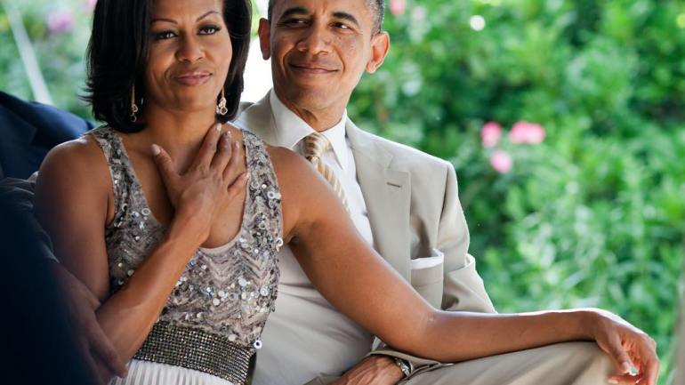 10 Photos Which Prove That Barack and Michelle Obama Are The Loveliest Presidential Couple!