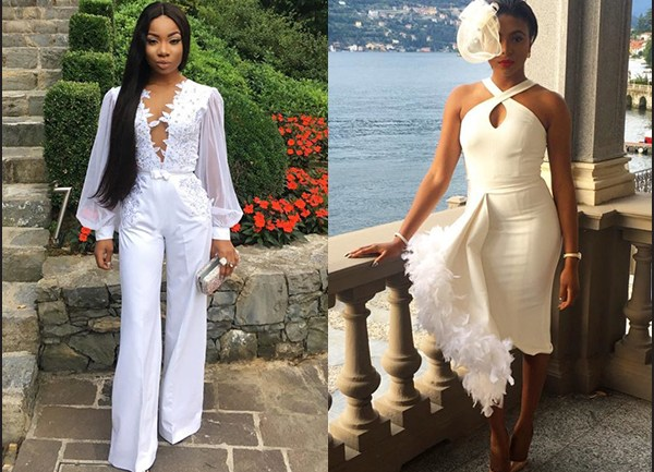 LOTD: White Out with Mocheddah and Stephanie Coker