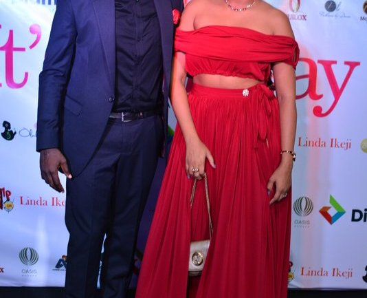 It's Her Day: Bovi, Kate Henshaw, Ini Dima-Okojie, Adunni Ade, The Dakolos and More at Movie Premiere