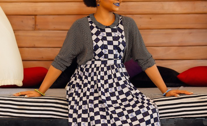 Fashion Week Special: How to Blend Tradition with Trend like Sharon Ojong