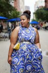 Plus Size African Print Dresses