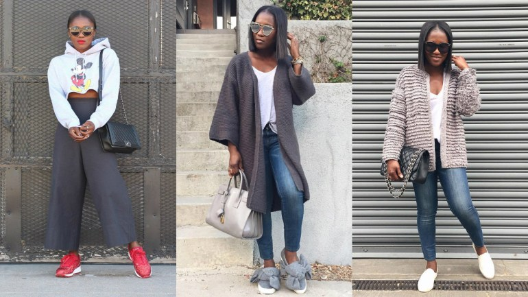 7 Everyday Stylish Outfits With Flats  (Pictures)